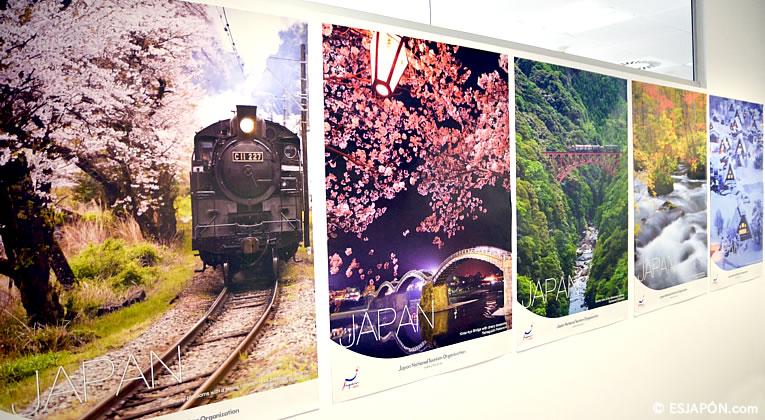 La oficina nacional de turismo de jap n abre una for Oficina turismo londres en madrid