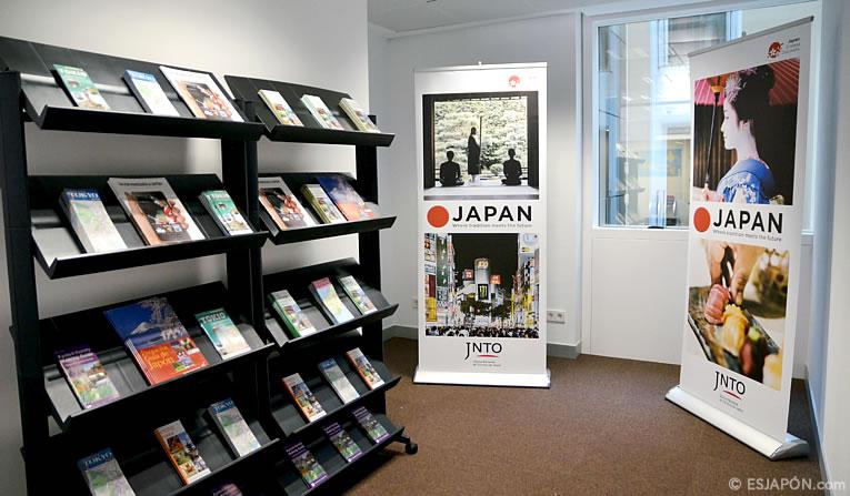 La oficina nacional de turismo de jap n abre una for Oficinas linea directa madrid